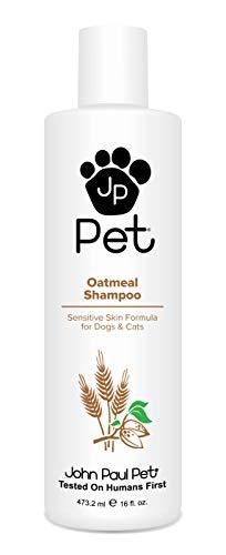 John Paul Pet JPS5453 Oatmeal Shampoo Krallenpflege (Mitchell Für Paul Hunde)