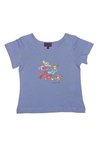 Paul Smith Junior T-Shirt à Motif BON BON, Couleur: Violet, Taille: 104