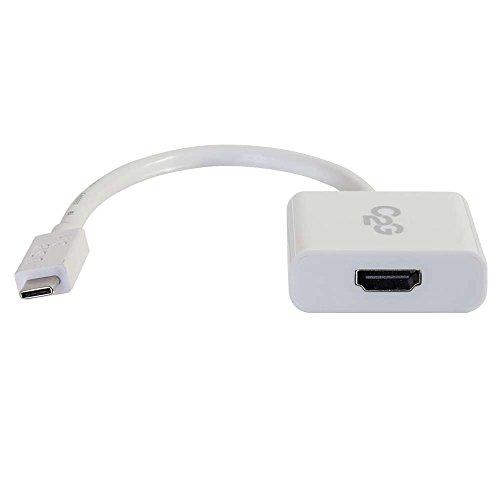 Preisvergleich Produktbild C2G USB c-to-hdmi Audio Video Adapter – Weiß