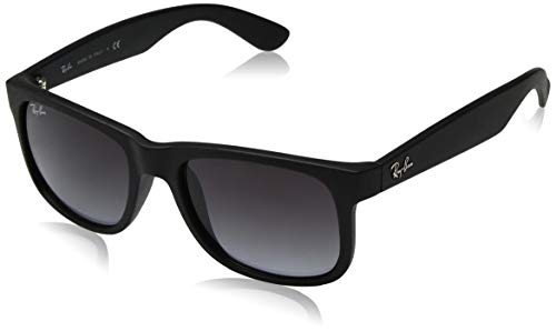 Ray Ban RB4165 601/8G 55M Rubber Black/Grey Gradient