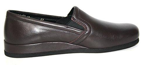 Fortuna, Pantofole donna Rosso rosso 42 Rosso (marrone)