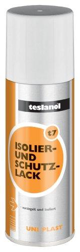 Teslanol 26028 Isolier- und Schutzlack zum Versiegeln und Isolieren von elektronischen Bauelementen - 400 ml