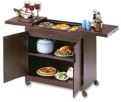 hostess-hl6232db-connoisseur-console-mahogany