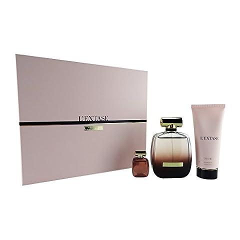 NINA L'EXTASE 80ML VAP Eau De Parfum+BL100+MINI