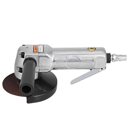 Winkelschleifer - 180mm Winkelpolierer Schleifen Polierwerkzeug mit Schiebeschalter Winkelschleifer Spanner Grinder Disc