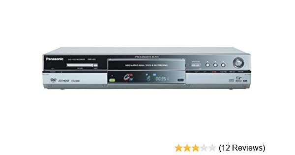 PANASONIC DMR-HS2PP DVD RECORDER DRIVER DOWNLOAD