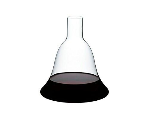 RIEDEL Dekanter Macon Magnum, Glasdekanter, Dekantierflasche, Weinkaraffe, Rotwein, Wein,...