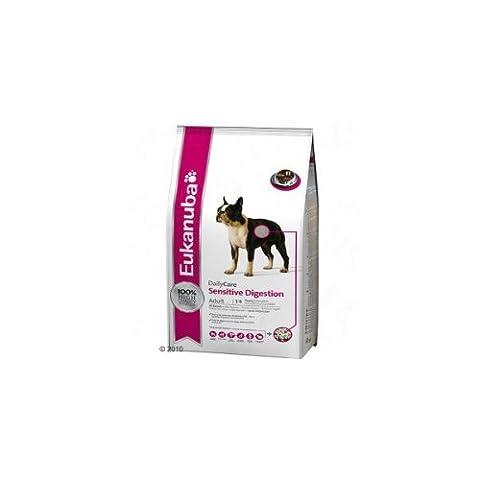 Iams Uk Eukanuba Daily Care Dry Dog Food Sensitive Digestion 12.5kg