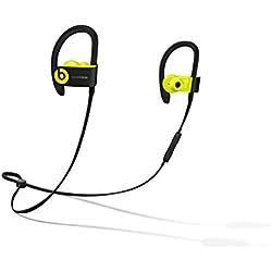 Beats Powerbeats3 Ecouteurs Intra-Auriculaires sans Fil -Jaune et Noir