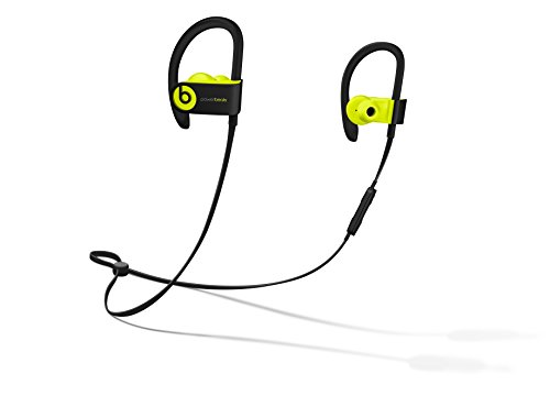 Beats by Dr. Dre Auriculares In Ear Powerbeats3 - Amarillo y negro
