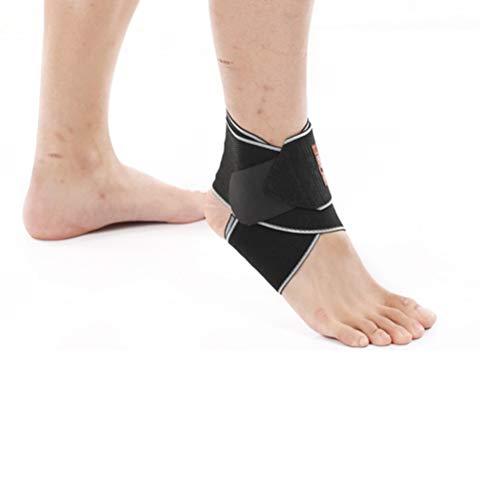 Opplei Kompressionssocken Knöchelschiene Knöchelorthesen Fußbandage Kompressions-Fußhüllen Lindern Plantarfasciitis Fuß Schmerzen Fersensporn für Unisex Damen Herren