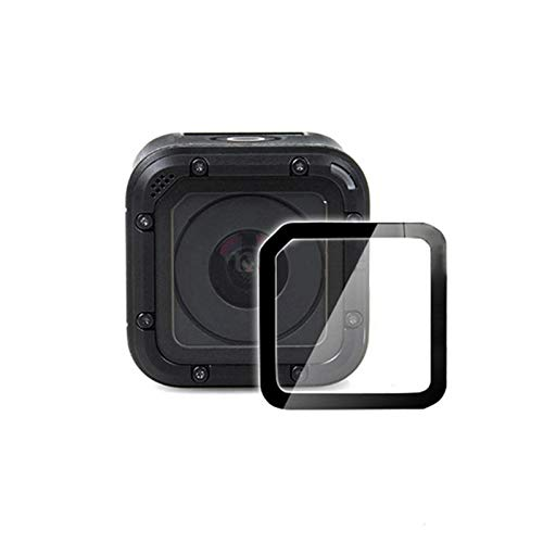 ctor Cover Case for GoPro Hero 4 Session Black Camera Lens LCD Screen Clear Protective Film ()