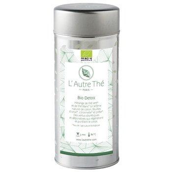 L'Autre Thé - Bio Detox Thé Vert Bio Et Thé Blanc Bio Antioxydant