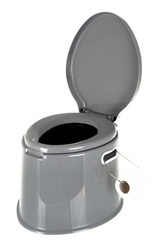 livivo-r-lightweight-and-portable-5l-camping-toilet-with-seat-lid-handles-and-roll-holder-grey-compa