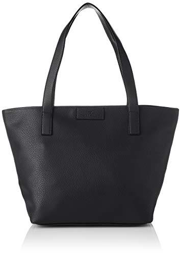 TOM TAILOR für Frauen Taschen & Geldbörsen Shopper Miri schwarz/black, OneSize
