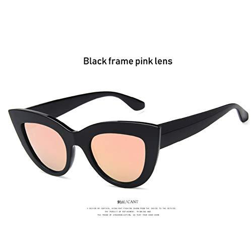 ZHENCHENYZ cat Eyes Damen Sonnenbrille Retro-förmige Sonnenbrille weibliche Brille markendesigner Sonnenbrille