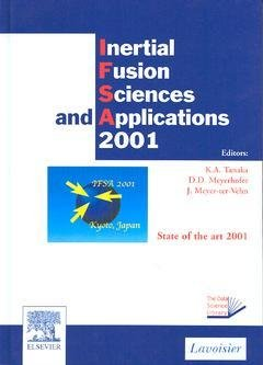 INERTIAL FUSION SCIENCES AND APPLICATIONS 2001