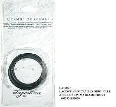 Guarnizione in gomma per pentole a pressione Lagostina cm. 26