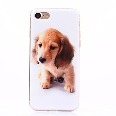 Inonler Le Chien Chien ambulant Golden Retriever Or Chiot Adorable schéma Coque pour iPhone Se, pour iPhone 5, Coque Or