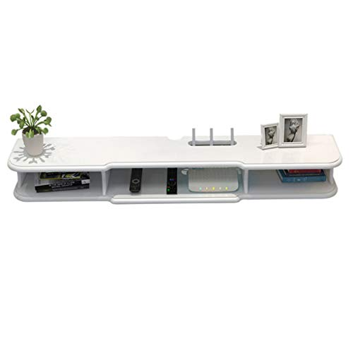 LBYMYB Mueble de TV de Pared Estante de Almacenamiento Caja Decorativa Montaje...