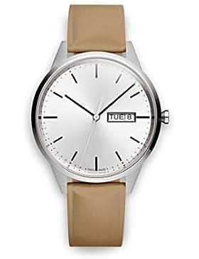 Uniform Wares Unisex-Armbanduhr C40_BSI_01_NIT_SAN_1816R_01