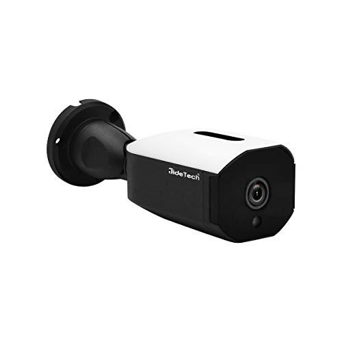 PoE-IP-Kamera 5MP Smart 265 im Freien Überwachung-Überwachungskamera, Wasserdichten IP66 Infrarot-Nachtsicht