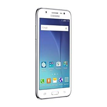 Samsung Galaxy J5 Smartphone, Bianco [Italia]