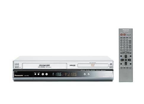 Panasonic NV-VP30EC-S DVD-Player / Hifi-Videorekorder Kombination silber