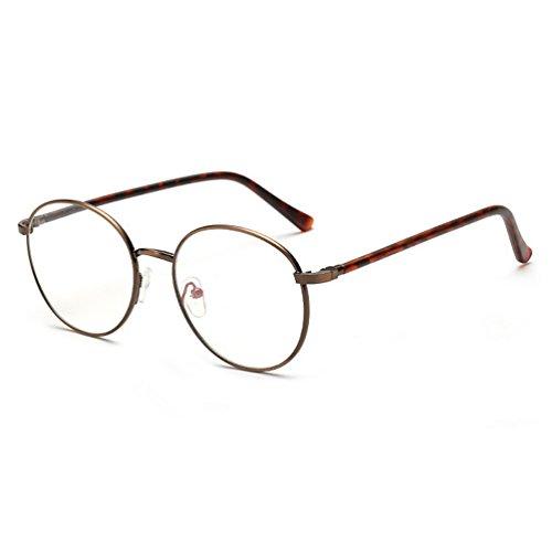 fashion-vintage-round-metal-glasses-frame-women-men-eyewear-eyelasses-with-clear-lenses-plain-glasse
