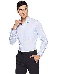 Van Heusen Men's Striped Slim Fit Formal Shirt