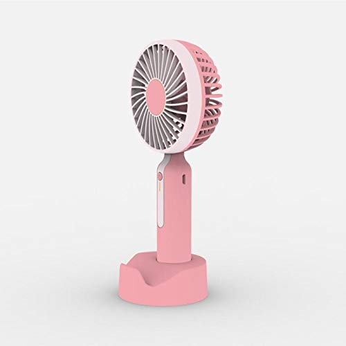 HNZZLC Summer New USB Mini Fan Handheld Fan Portátil Mute Desktop Outdoor Electric Mini Candy Fan Desktop...