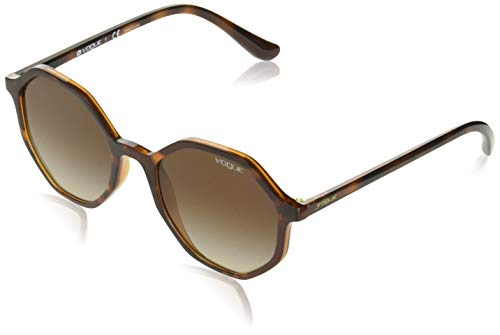 Vogue Damen Sonnenbrille Vogue - VO5222S 238613 , havana, 52