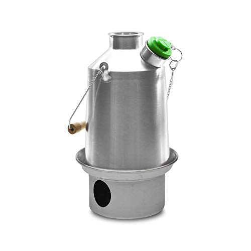 Medium 'Scout' Kelly Kettle? Stainless Steel (1.1 Ltr)