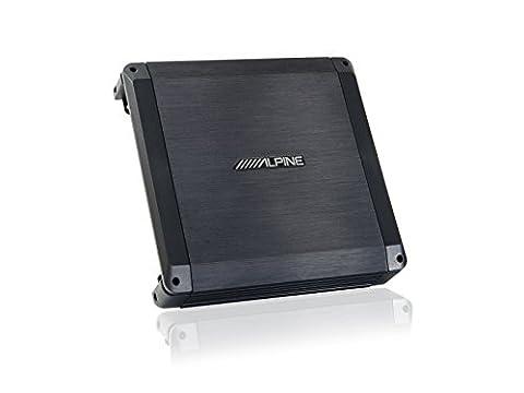Alpine Bbx-t600 2 Channel Amp In Car Vehicle Sound Audio Amplifier System 600w