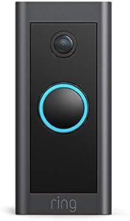 Maak kennis met de Ring Video Doorbell Wired van Amazon, met HD-video, geavanceerde bewegingsdetectie en bedra
