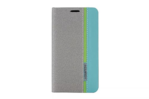 SONY Xperia E4 Hit Farbe Fall-Abdeckung, Folio Standplatz-Fall mit Karten-Slot PU-Leder-Kasten für Sony Xperia E4 ( Color : 4 , Size : SONY E4 ) (Outter Iphone 4 Fälle)