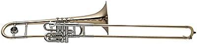 BB Pistón Slide trombón + funda