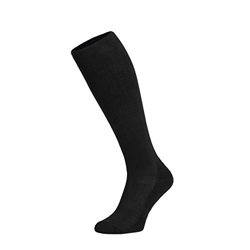 Nessi Damen Kniestrümpfe Baumwollkniestrümpfe Volleyballsocken Sportsocken Socken Damensocken Strümpfe Baumwollstrümpfe Laufsocken Volleyball - Fitness - Tanzen - Inline