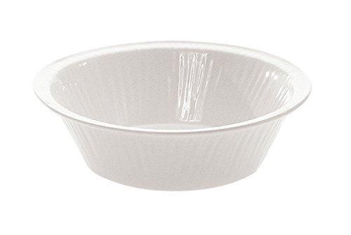 SELETTI – Saladier, Porcelaine, Blanc, diamètre : 15 cm, Lot de 6