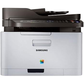 Samsung Xpress C460FW Multifunzione Laser, Colore prodotto: Bianco/Nero