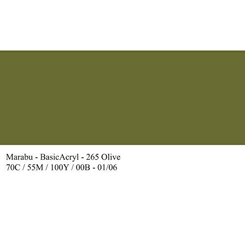 marabu-basicacryl-peinture-acrylique-olive-80ml