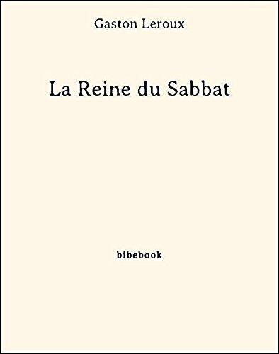 Couverture du livre La Reine du Sabbat