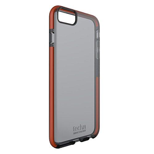 Tech 21 Classic Shell Schutzhülle in grau für Apple iPhone 6 Plus