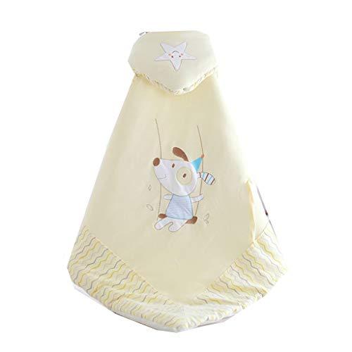 Sac de couchage bébé, câlin rembourré en coton automne et hiver,C