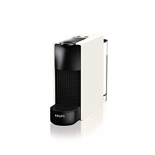 Krups Nespresso XN1101 Essenza Mini Kaffeekapselmaschine (1260 Watt, Thermoblock-Heizsystem, 0,7...