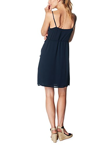 ESPRIT Maternity Damen Umstandskleid Blau (Night Blue 486)