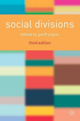 Social Divisions by Payne, Geoff (2013) Paperback