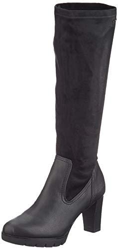 TOM TAILOR für Frauen Schuhe Stiefel Black, 41