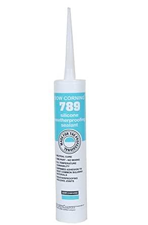 Dow Corning 789 Weatherproofing Silicon Sealent,300 ML,Black