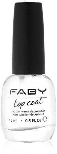 Faby Nagellack Top Coat, 15 ml